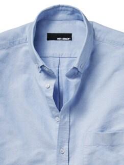 Oxford-Shirt Vol. 2 hellblau Detail 4