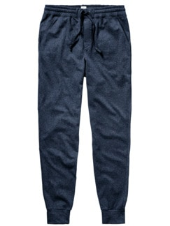 Revival-Joggpants Hugo heathergrey Detail 1