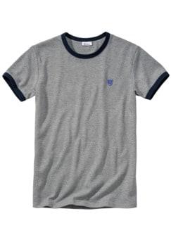 Legenden-T-Shirt Leo grau Detail 1