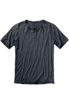 Designer-Shirt Fa35zel blei Detail 1