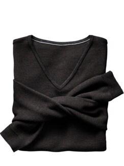 Bordcase-Pullover Vol. 2 braun/schwarz Detail 1
