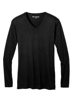 Pure-Shirt schwarz Detail 1