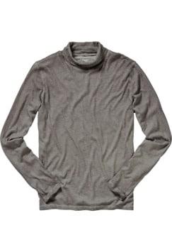 Majestic Tee Rollkragen-Shirt