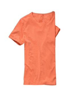 T-Shirt Cidado orange Detail 1