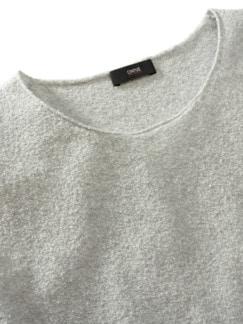 Sweatshirt Cistan hellgrau Detail 3