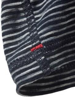 T-Shirt Cistefan Streifen blau/weiß Detail 4