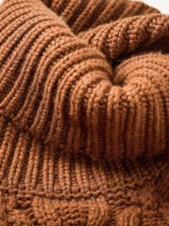 Irlands Ingwer-Pullover glazed ginger Detail 4