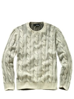 Like-a-sprayer-Pullover vintage-white Detail 1