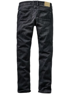 Graue Jeans phantom grey Detail 1