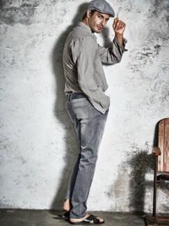Graue Jeans paloma grey Detail 4