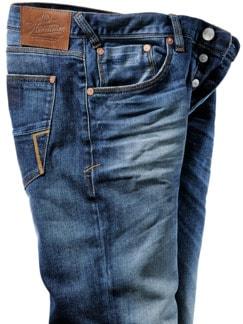 Herrlicher Trade Jeans ganzjahresblau Detail 4