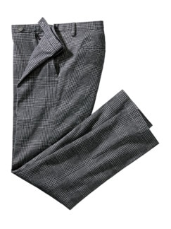Cibravo-Anzughose grau Detail 1