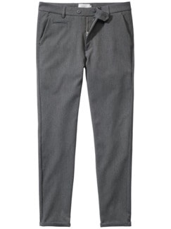 Como Suit Pants grau melange Detail 1