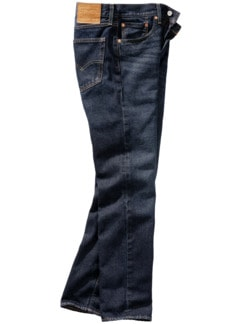 Hanf-Jeans Levi`s 502 dark denim Detail 1