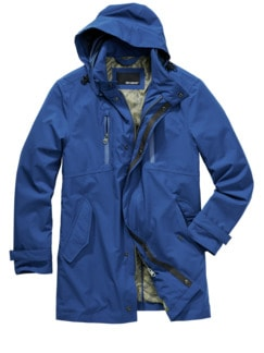 Singing-in-the-Raincoat blau Detail 1
