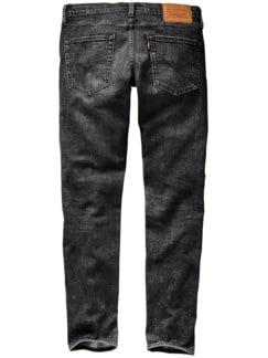 Smoke Jeans 512 TM grau Detail 2