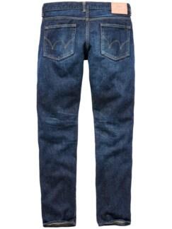 Edwin Selvage Jeans dark denim Detail 4
