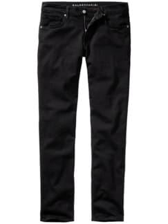 Movimento-Jeans schwarz Detail 1