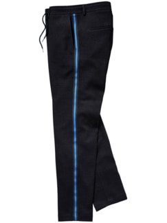 Im-Wandel-Anzughose Cilento italienischblau Detail 1
