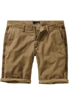 Galon-Shorts honiggelb Detail 1