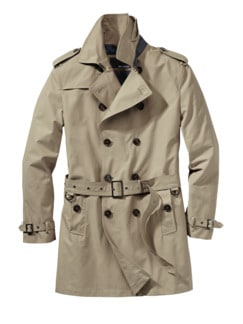 Inspector's Trench