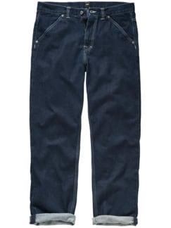 Storm Pants dunkelblau Detail 1