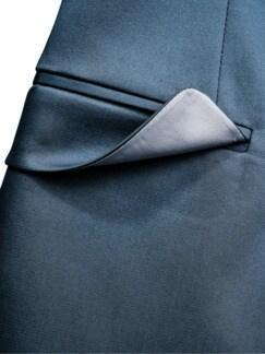 Signature-Anzugsakko Powderblue taubenblau Detail 4
