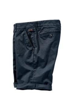 Optimum-Shorts tiefblau Detail 1