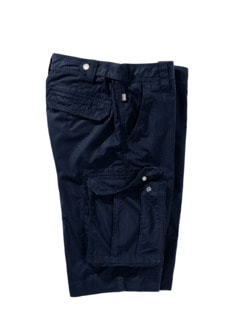 Cargo-Shorts Accon dunkelblau Detail 1