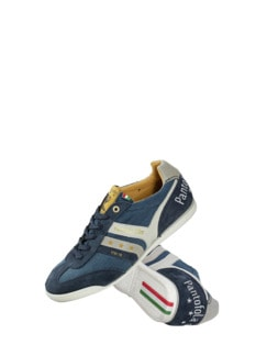 Retro-Sneaker Vasto Canvas marine Detail 1