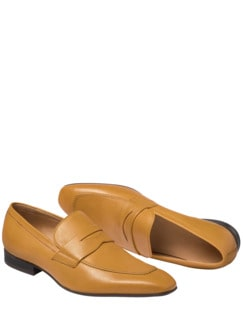 Penny Loafer 2.0 ocker Detail 1