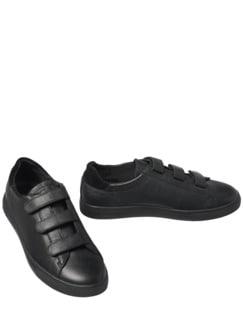 Bradley Velcro Sneaker schwarz Detail 1