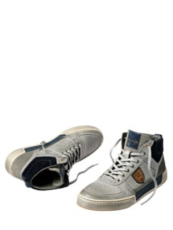 High Top Sneaker Frederico aschegrau Detail 1