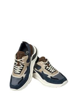 Sneaker Fuga dandy blue Detail 1