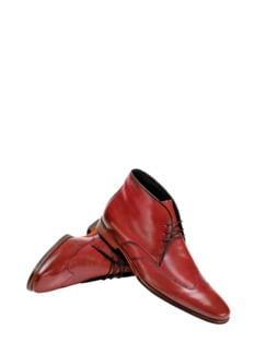Diabolo Chukka Boot rotbraun Detail 1