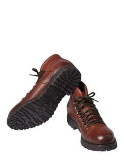 Dolomiten-Boot braun Detail 1
