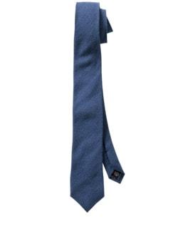 Rustico-Krawatte blau Detail 1