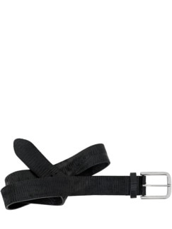 Cut-Belt schwarz Detail 1