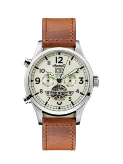 Ingersoll Uhr The Armstrong braun Detail 1