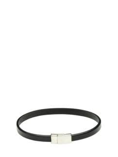 Immerwährendes Armband schwarz Detail 1