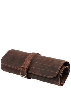 Werkzeugtasche espresso Detail 2