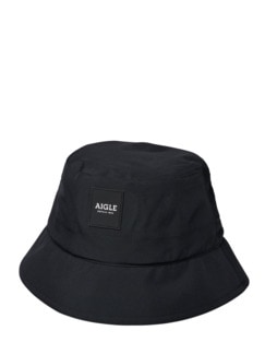 Bucket Hat schwarz Detail 1