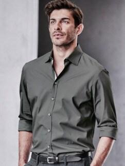 Dynamic-Shirt Ribbon grau Detail 2