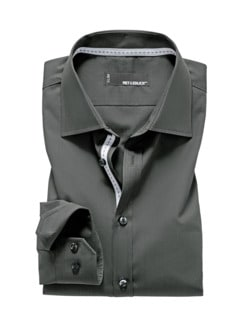 Dynamic-Shirt Ribbon grau Detail 1