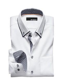 Festivitäten-Shirt weiß Detail 1