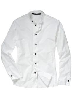 Diner-en-blanc-Hemd Mo19kke weiß Detail 1
