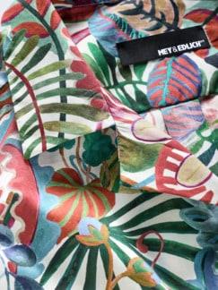 Liberty Hemd Jungle Trip dschungelbunt Detail 3