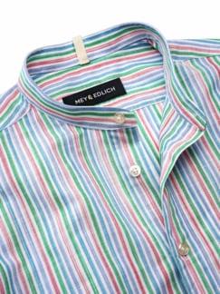 Hummel-Hummel-Hemd Streifen grün/orange Detail 3