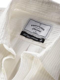 Hemd Couture weiß Detail 3