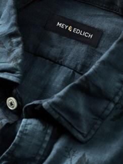 Patina-Hemd dunkelblau Detail 3